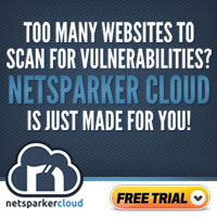 Netsparker Cloud